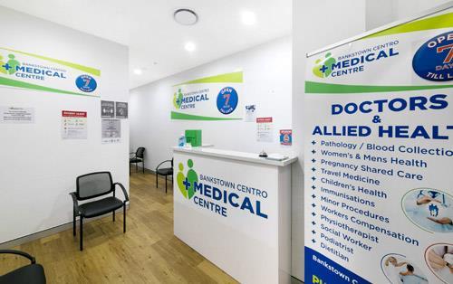Bankstown Centro Medical Centre
